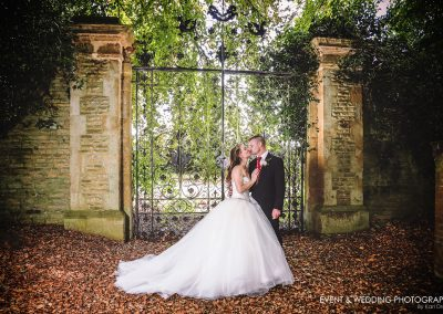 A fairytale wedding at Sedgebrook Hall