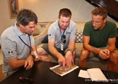 Jenson Button & Twister Aerobatics