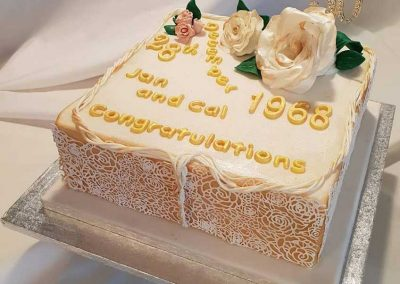 50th-Wedding-Anniversary-Cake