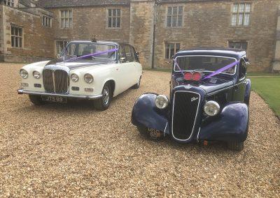 Wedding cars Northamptonshire