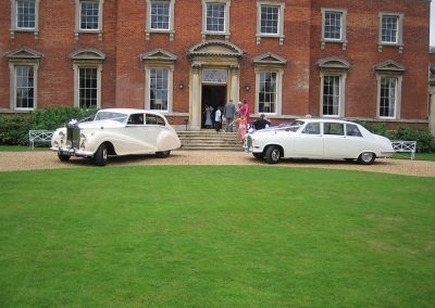 Wedding car hire Kettering