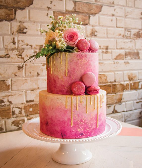 Wedding cakes and party cakes